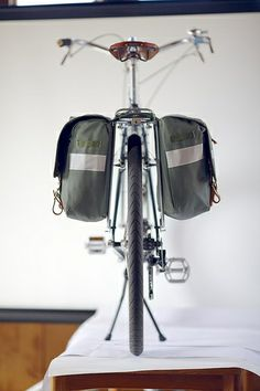 Bike on a table   Flickr - Photo Sharing!