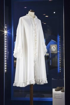 Morning dress from Sissi Museum Web site