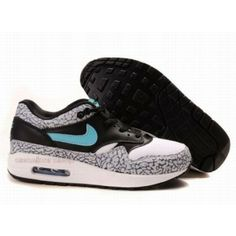 #Nike #sports Nike Air Max Shoes, Nike Mens Shoes Buy Nike Air Max 1 Mens White Black Grey Cement 69