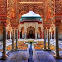 Morocco I was here in Rabat, stayed at the King's Palace' for several nights.