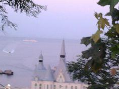 Одесса, вид на замок Кивалова