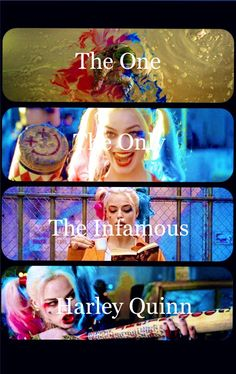Harley Quinn edit made by myself from Sucide Squad Hope you like it.