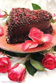 """Reginas Wilde Weiber Küche: """"Dunkle Versuchung"""" - eine verführerisch lockere, ... Beltane, Wilde, Panna Cotta, Birthday Cake, Pudding, Ethnic Recipes, Desserts, Food, Pies"""