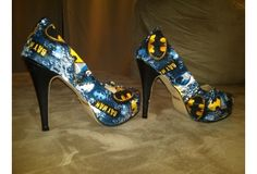 Batman High heels