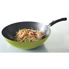 BARGAIN Typhoon Living Non-Stick Set of Two Wok SAVE 74% NOW £12.98 At GROUPON - Gratisfaction UK Bargains #typhoon