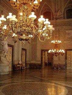 Reggia di Caserta - Castles, Palaces and Fortresses