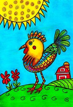 I Got Myself A Rooster - Dawn Collins