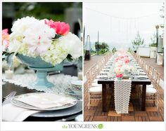 LAuberge Del Mar Wedding, Photography by The Youngrens Seafoam