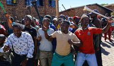 South Africa: The place of shame, violence and disconnect - epa
