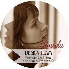 Zoznámte sa s Danielou / Meet Daniela - member of our design team