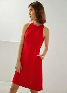 48 Mejores Opciones De Vestidos Rojos En 2019 Vestidos