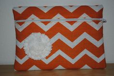 Vol Clutch by GeauxCraft on Etsy, $13.00