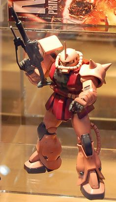 MS-06S Char`s Zaku II Ver.2.0 (MG) (Gundam Model Kits) Item picture4