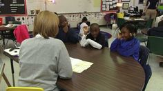 Guided Reading in a 3rd Grade Classroom…good video! Guided Reading Lessons, Reading Help, Guided Reading Groups, Reading Strategies, Teaching Reading, Reading Comprehension, Reading Mastery, Shared Reading, Reading Activities