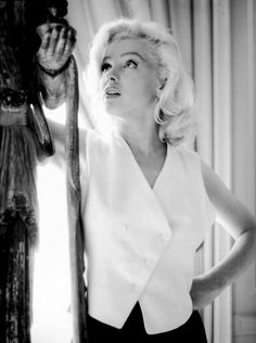 lovely Marilyn Monroe 1950's