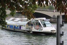 Batobus, River Seine (Rescue1959, Mar 2010)  Walking tour of Paris - for arthritic older...