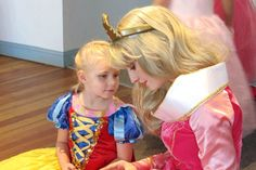 Invite your favorite princess to your birthday party! #sleepingbeauty
