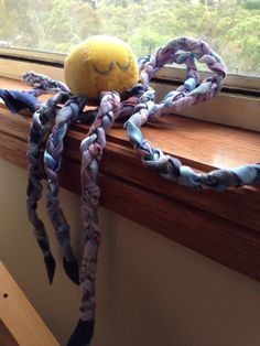 Simple Crafty Life: Softie Octopus Tutorial Series, Coming Soon! Make your own scrappy softie :)