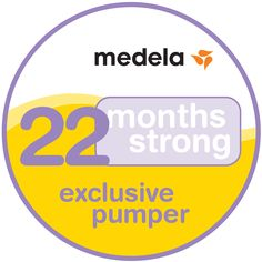 CONGRATULATIONS on meeting your goal of exclusively pumping for 21 months! Click through to see how real Medela families are getting through it all.