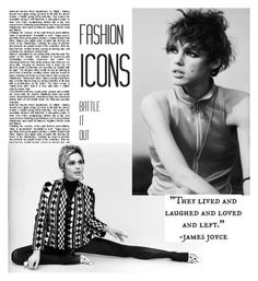 Edie Sedgwick by ena07-dlxx on Polyvore featuring Sedgwick