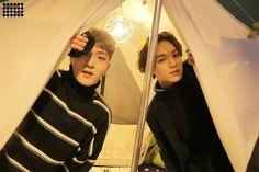 Inpyo and Jaehyun
