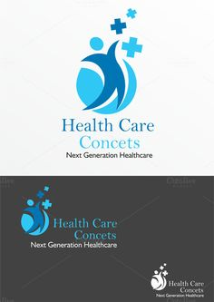Health care concets logo template by raj shop on cafe logos, health logo Oral Health, Dental Health, Dental Care, Health Care, Health Breakfast, Easy Healthy Breakfast, Health Goals, Health Advice, Cafe Logos