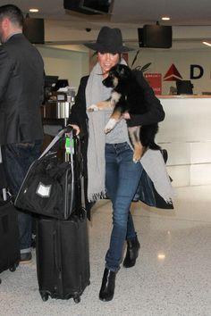 elizabethswardrobe: Nikki Reed at LA