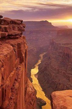 El gran cañon Colorado Estados Unidos