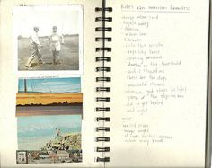 The Inspiration Journals of Rachel Duarte