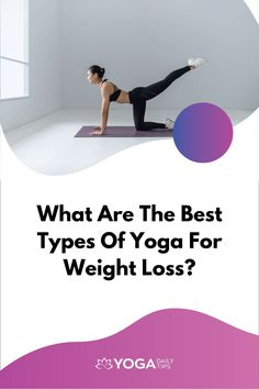 Hoping to lose weight but don't fancy sweating it out in the gym or powering through an intense spin class? How about trying yoga for weight loss? It could be just the solution you're looking for and dare we say…you might even enjoy it! #yoga #yogaposes #yogaforweightloss Power Yoga Poses, Basic Yoga Poses, Yoga Poses For Beginners, Yoga Tips, Weight Loss Video, Yoga For Weight Loss, Key To Losing Weight, Different Types Of Yoga, Sweat It Out