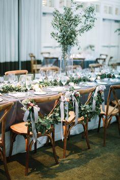 Featured Photographer:The Edges Wedding Photography; wedding reception idea