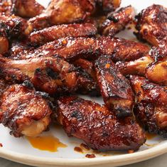 Spicy Asian Chicken Wing Marinade - Nothing But Food Spicy Chicken Marinades, Chicken Wing Marinade, Asian Chicken Wings, Chicken Wing Recipes, Chipotle Chicken, Asian Wings, Chinese Chicken, Chicken Breasts, Healthy Chicken