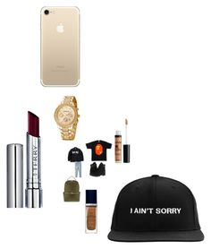 """""""Untitled #3507"""" by fashionicon67 on Polyvore featuring A BATHING APE, Timberland, Henri Bendel, Christian Dior, NYX and By Terry"""