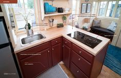 Customize Your Tiny House RV, Tiny House on Wheels Options