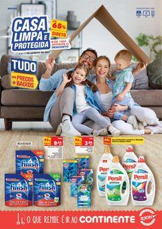 Antevisão Promoções Folheto Continente - de 2 a 17 de Janeiro de 2021 - Tudo aos Preços mais Baixos - Casa Limpa e Protegida