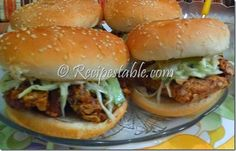 Now you can make this versatile Zinger burger at home with this easy recipe. Please your family with homemade Zinger Burger.