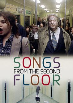 Songs from the Second Floor (2000) - Co-winner of the Jury Prize at the 2000 Cannes Film Festival, writer-director Roy Andersson's absurdist drama pieces together unrelated vignettes to craft an arresting, abstract portrait of life at the turn of the millennium.