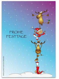 ❤ THE LITTLE YOGI POST CARD ❤ Every beautiful motif on our postcards is designed and drawn with love, passion and dedication by Barbara Liera Schauer ❤ We pay attention to the highest quality in the manufacture of our products ❤ A loving gift from the Christmas Wishes, Christmas And New Year, Christmas Holidays, Christmas Cards, Xmax, Feeling Happy, Happy Holidays, Merry Christmas, Happy Birthday
