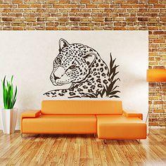 Wall Decal Leopard Print Tiger Jaguar Panther Wild Cat Wildcat African Animals Safari Vinyl Sticker Home Décor Bedroom Nursery Room Living Room Murals M20 DecalStoreVienna http://www.amazon.com/dp/B0185SELTE/ref=cm_sw_r_pi_dp_hghtwb16AX48T