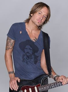 Keith Urban Gives Himself the Birthday Gift of a New Album Title - News - Nash Country Weekly