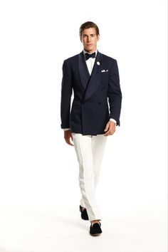 Ralph Lauren Spring 2014 Menswear Collection on Style.com: Runway Review