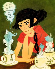 Amélie by Natalie Andrewson