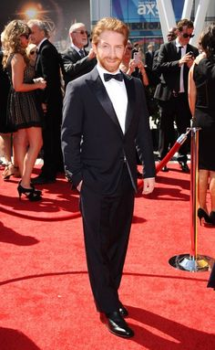 Seth Green arrives at the 2013 Primetime Creative Arts Emmy Awards, on Sunday, September 15, 2013 at Nokia Theatre L.A. Live, in Los Angeles