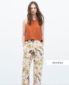 #zaradaily #trousers