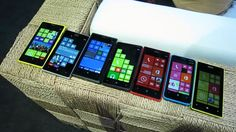Nokia Lumia 1020 vs Lumia 925, 920, 820, 720, 620 and 520 - Comparison   Check out this new video for comparison, this time by a man on Recombu, comparing the Nokia Lumia smartphones, which can be seen in the entry-level Lumia 520, Lumia 925, 920, 820, 720, 620 and 1020 Nokia Lumia devices