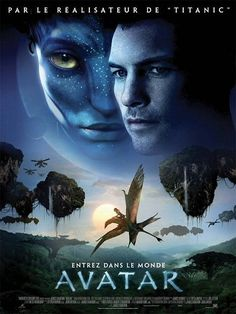 Il y a 7 ans, jour pour jour :)  Le #zébrillon avait 5 ans, & c'était le tout premier film en 3D que nous allions voir au cinéma : Avatar <3  #ThrowbackWednesday ^_^