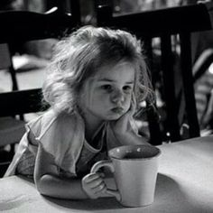 """""""me"""" on mornings when life makes me feel really small."""