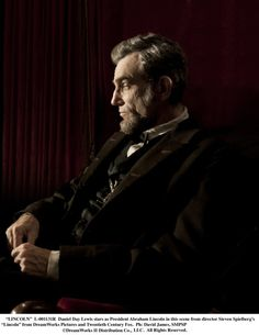 First Look at LINCOLN movie