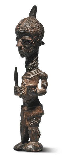Luluwa FemaleFigure, Democratic Republic of the Congo | lot | Sotheby's