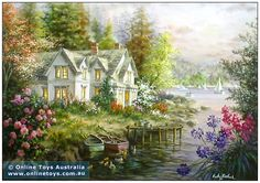 Nicky Boehme | Nicky Boehme Collection - Bays Landing - Online Toys Australia